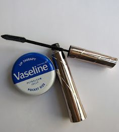 Want thicker, darker, longer eye lashes without spending ridiculous amounts of money? Try this simple solution! Apply vaseline onto your mascara brush! You'll notice results in a couple weeks =) REALLY WORKS!