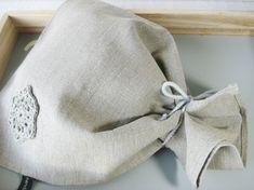 Brødpose i lin Napkin Rings, Poses, Circuit, Figure Poses