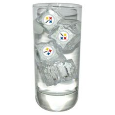 Steelers ice cubes