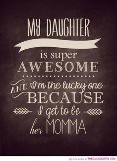 Mooie tekst over moeder en dochter