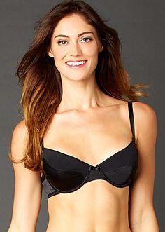 Rae Si Silk Bra, Demi in Night http://www.juliannarae.com//products/rae_si_silk_demi_bra.htm?salecategoryID=61&color=NIGH