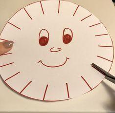 Kindergarten Learning, Aesthetic Iphone Wallpaper, Fine Motor, Homeschool, Baby Boy, Clock, Homemade, How To Make, Kids