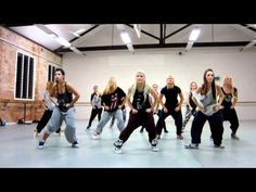 T.H.E. (The Hardest Ever)  Will I AM choreography by Jasmine Meakin (Mega Jam)    this one is pretty sweet