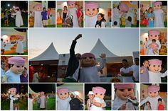 Nawaf was very happy meeting you at the Dubai Food Carnival !