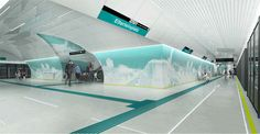 stationsdesign u5 Competition, Architecture, Projects