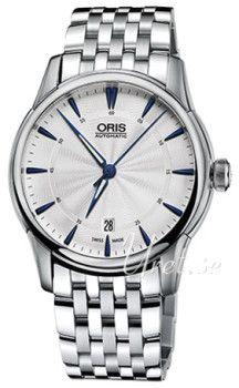 Oris Artelier - Oris Artelier Date 01 733 7670 8 21 77 Oris Aquis, Luxury Watches For Men, Omega Watch, Chronograph, Bracelet Watch, 21st, Culture, Bracelets, Banks