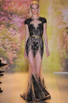 Zuhair Murad - Spring Couture 2014