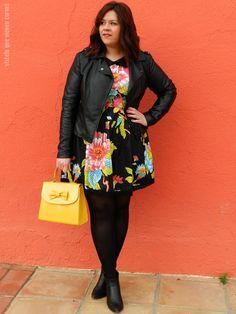 Plus Size Fashion - VÍSTETE QUE VIENEN CURVAS: Plus Size Outfit