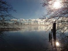 Pitt River, BC