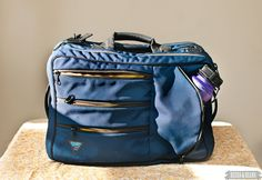 Straight Outta Seattle: @Tom John BIHN Travel Bag Reviews