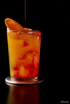 tequila - schweppes agrume- jus d'orange - grenadine