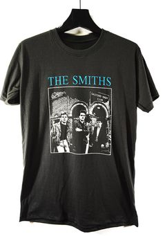 THE SMITHS tour t-shirt, Alternative Rock, Morrissey,English Rock band, Unisex tee