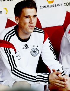 Erik Durm. Soul mate. Erin, if you read this, you'll understand.