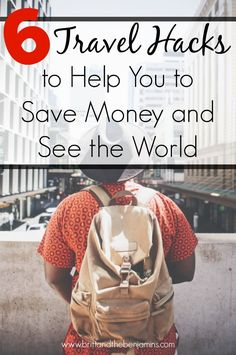 Love to travel but low on cash? Here's how you can see the world without spending a lot of money.   Cheap Travel I Budget Travel I Travel Hacks I Cheap Flights I Cheap Hotels I Personal Finance I Saving Money I Millennials