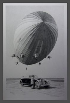 LZ-129 Hindenburg ~ Airships, Dirigibles, Zeppelins, & Blimps ~ BFD