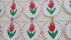 Arts And Crafts, Nursery, Christmas Ornaments, Holiday Decor, Kids, Mother's Day, One Day, Spring, Young Children