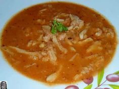 Poctivá dršťková polévka - Blog Paleo Doupě Czech Recipes, Ethnic Recipes, Weight Loss Smoothies, Thai Red Curry, Soup Recipes, Paleo, Food And Drink, Dinner, Eat