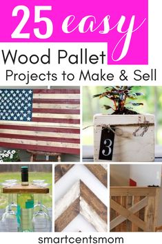 Pallet wood projects that sell creative ways to make money pallet wood projects that sell creative ways to make money solutioingenieria Image collections