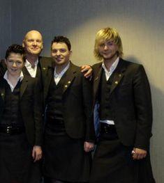Real Men wear Kilts! ~ george donaldson - george-donaldson Photo