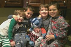 National Family Pajama Night featured on Traci Zeller Designs