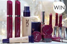 Win een make-up pakket van Oriflame t.w.v €180,00