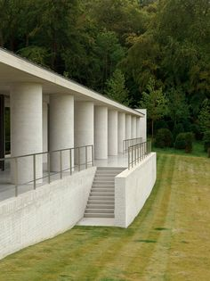 David Chipperfield architects . fayland house