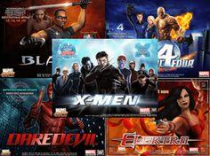 Игровые автоматы по мотивам комиксов Marvel
