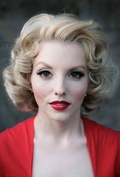 50s pin up hairstyles idea for short hair trends hair