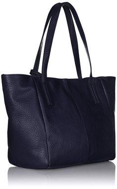 Tommy Hilfiger Claire Big Pebble Tote Bag, Beaujolais, One Size: Handbags: Amazon.com
