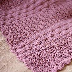 Bobble Baby Blanket pattern on Craftsy.com