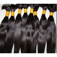 Indian Remy Hair Extension provides Virgin Non Remy Bulk hair Extension at the Best price in USA. You can get it at your home by ordering online at  www.indianremyhairextension.com .