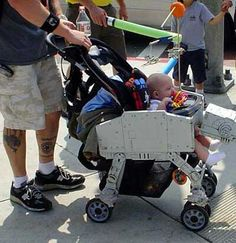 star wars baby stroller totally going to get this for my kid
