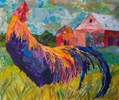Cow Art and More : Song of Sunrise 2