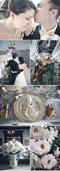 Exactly what I want. Pirate but not cheesy. Gorgeous pirate wedding theme.