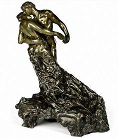 Camille Claudel (1856-1943) La valse ou Les valseurs 1905 (46 cm)