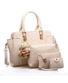 seamido  womens  bags Leather Satchel b7f75319c8883