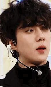 Sehun, Kpop Exo, Exo K, Park Chanyeol, Dorian Havilliard, Exo Album, Beautiful Gif, Exo Members, Light Of My Life