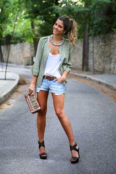 Short Jeans: Conforto e Estilo, Use e Abuse!   Jeito Simples de Ser