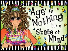 suzy toronto | Suzy Toronto Note Cards Age Is A State Of Mind
