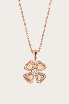 Necklace Set, Gold Necklace, Pendant Necklace, Pendant Set, Diamond Pendant, Bold Rings, Bvlgari, Jewelry Collection, Fine Jewelry