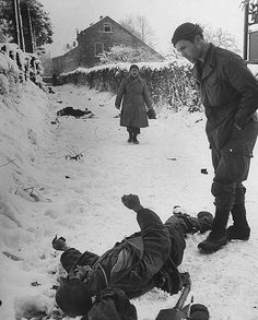 Battle Of The Bulge. | Flickr - Photo Sharing!