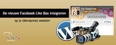 De nieuwe Facebook Like Box op je (Wordpress) website zetten - Ria Kaashoek