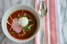 Turkey Posole | 39 Leftover Turkey Recipes (via BuzzFeed)