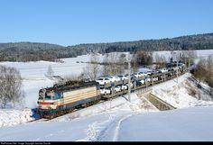 RailPictures.Net Photo: 340 049 6 Ceske Drahy CD 340 at Deutsch Hörschlag, Austria by Jaroslav Dvorak