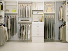 Vestidor - California Closets