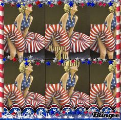 4th of july myspace images