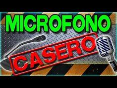 ◀︎▶︎Como hacer Un MICROFONO O base para este CASERO para ( PC ) y (video...