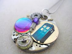 Doctor Who & Torchwood Necklace