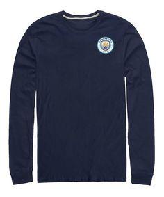 68eb83668 Fifth Sun Manchester City Logo Long-Sleeve Tee - Men