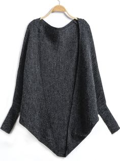Shop Grey Long Sleeve Loose Knit Cardigan online. Sheinside offers Grey Long Sleeve Loose Knit Cardigan & more to fit your fashionable needs. Free Shipping Worldwide!